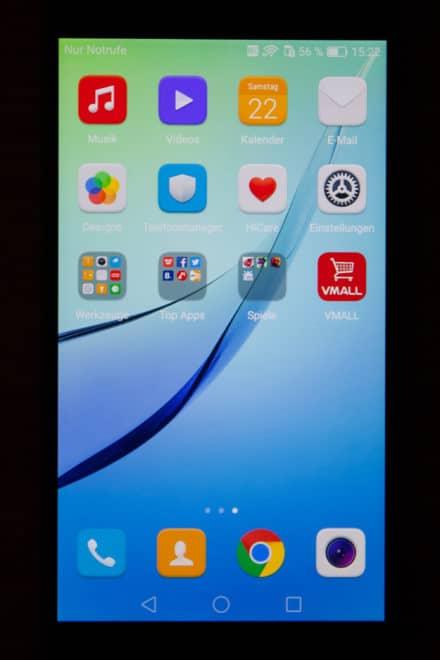 huawei nova Im Test: Das Huawei Nova – das Smartphone der Superlative 13 Homebildschirm 2 440x660