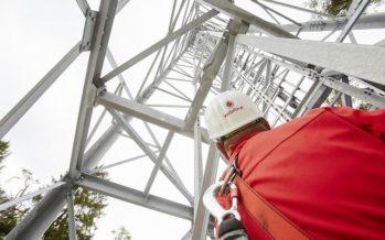 Vodafone und Deutsche Bahn verbessern Mobilfunkabdeckung an ICE-Strecken