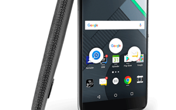 BlackBerry stellt neues Smartphone BlackBerry DTEK60 vor