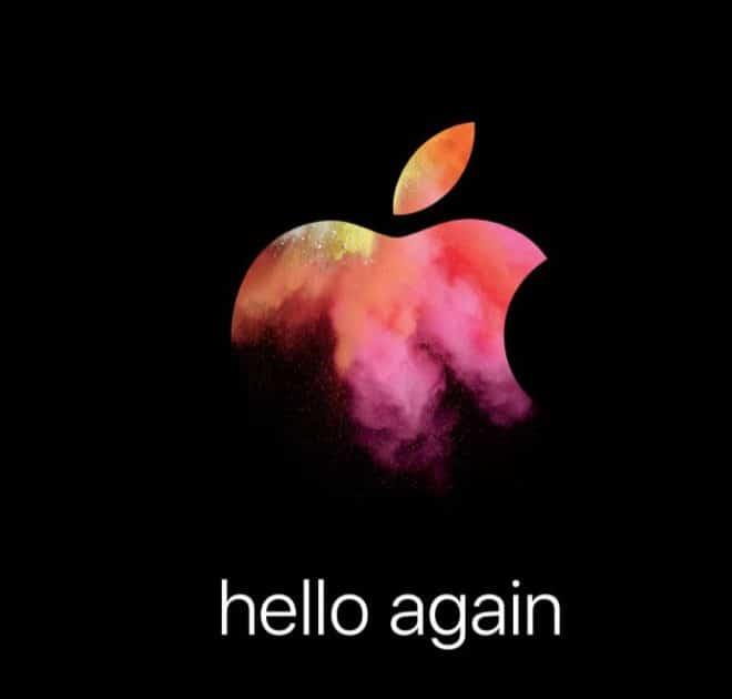 ac-c apple keynote oktober 2016  Hello again: Apple lädt zu Mac-Event am 27. Oktober Apple Keynote Oktober16 660x630