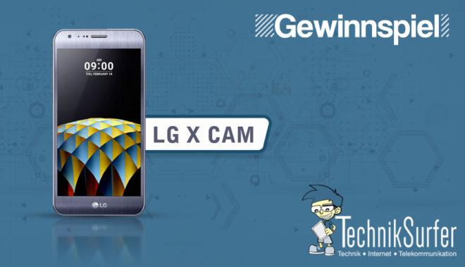 LG X cam Gewinnspiel Gewinnspiel Gewinnspiel: steige mit dem LG X cam in die Smartphone-Kamerawelt ein Banner LG X Cam 660x379