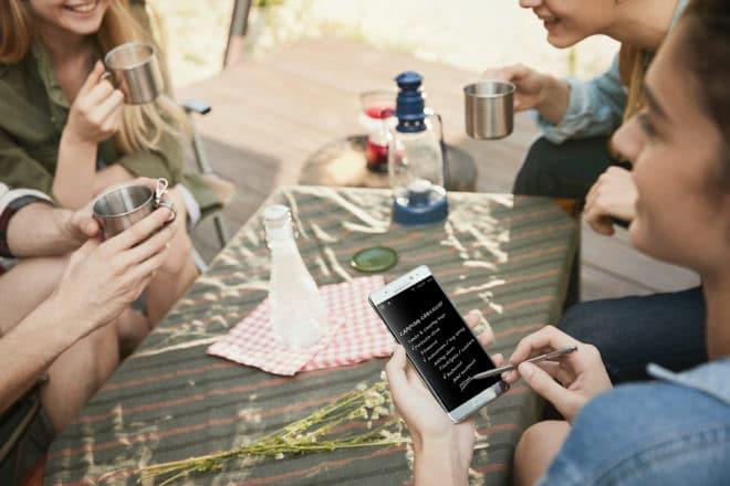 dv-c samsung galaxy note7 Galaxy Note7 Galaxy Note7: Samsung stoppt die Produktion Lifestyle 16 Note7 660x440
