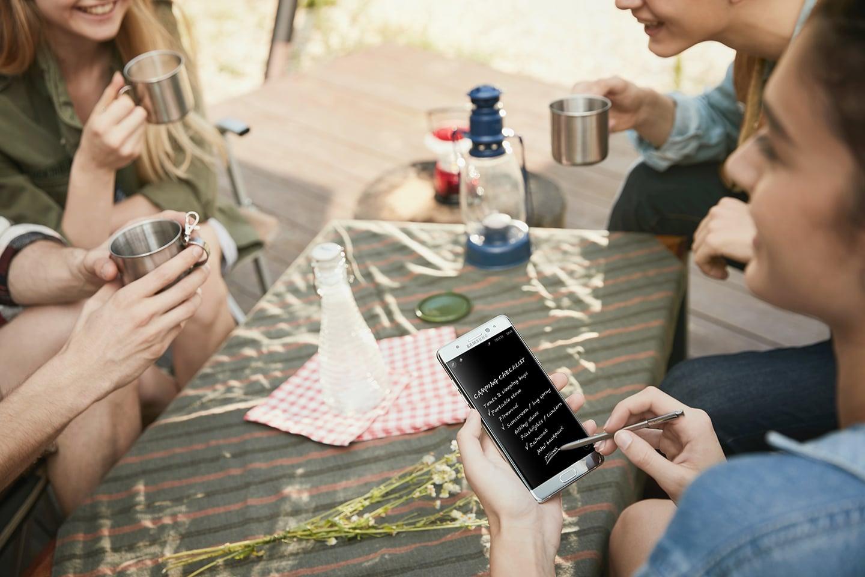 Samsung präsentiert neues Galaxy S8