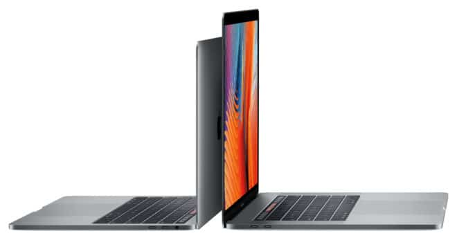 dv-c macbook pro (2016) macbook pro Apple enthüllt neues MacBook Pro – Touch Bar und TouchID sollen Notebooks neu erfinden MBP13RD 15RD TB 2016 SpGry B2B PR PRINT 660x347