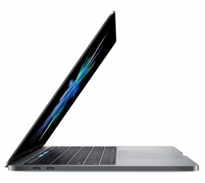 dv-c macbook pro (2016) macbook pro Apple enthüllt neues MacBook Pro – Touch Bar und TouchID sollen Notebooks neu erfinden MBP13RD TB 2016 SpGry BlueBurst PR 00 0008 048 PRINT 660x589