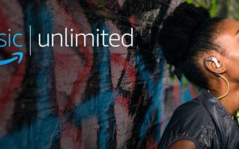 Amazon Music Unlimited erreicht Amerika, Deutschland folgt noch 2016