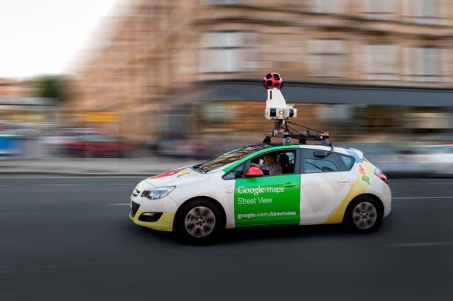 ac-c google street view Google Google Steet View Autos fahren wieder durch Deutschland bigstock 128233688 660x439