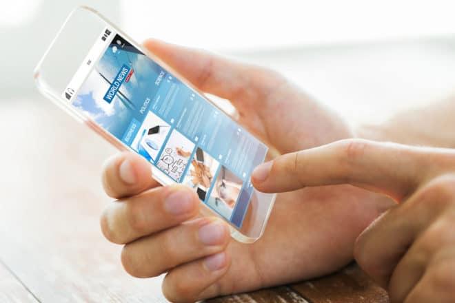 ac-c smartphone Smartphone Urteil: bei automatischer Vertragsverlängerung gibt's kein neues Smartphone bigstock business mass media informat 124496177 660x440