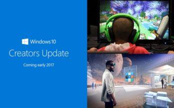Windows 10 Creators Update: neues Betriebssystem kommt 2017