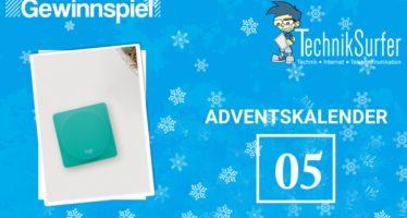 Adventskalender Tag 5: Vorglühen für den Nikolaus mit Logitech