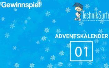Adventskalender Tag 1: die Jahreslizenz für 600 GB Datenvolumen bei UseNeXT
