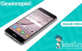 Gewinnspiel: Huawei nova – Smartphone der Superlative