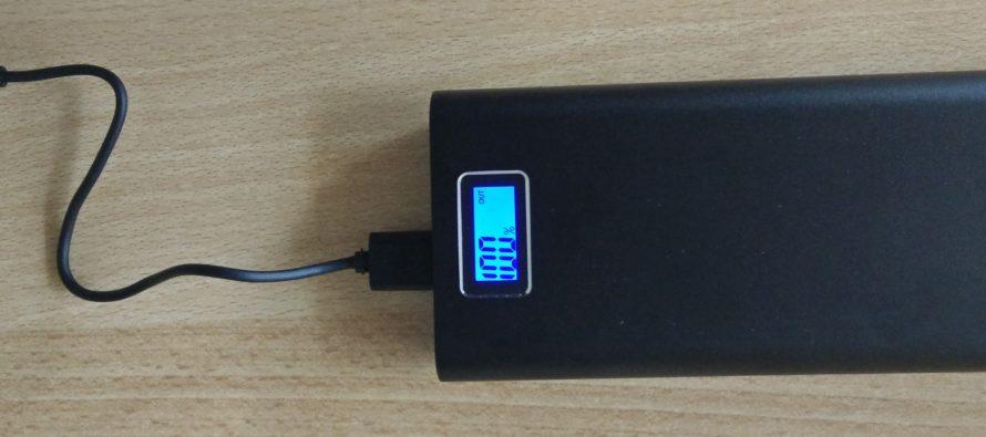 ASKBORG ChargeCube 20.800mAh im Test – der Kraftprotz für den Alltag