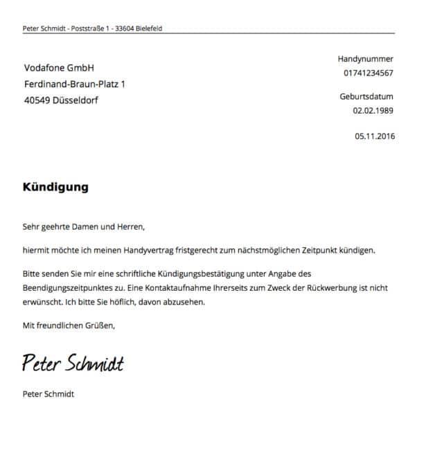 dv-c kuendigung.org kündigung Vorgestellt: kuendigung.org – die Machete für den Abo-Wald Musterkuendigung Online 628x660