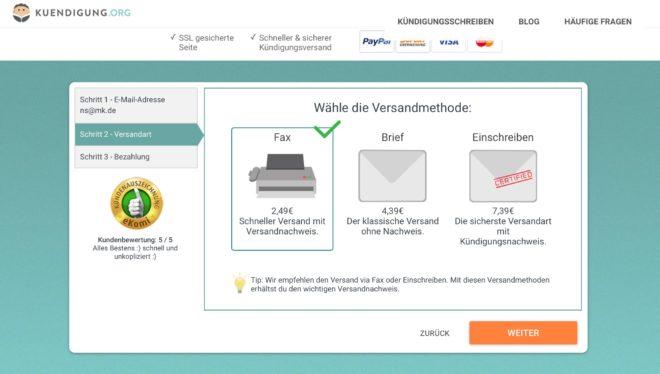dv-c kuendigung.org kündigung Vorgestellt: kuendigung.org – die Machete für den Abo-Wald Website Kuendigung Zahlen 660x374