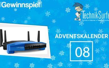 Adventskalender Tag 8: beschleunige dein W-LAN mit einem neuen Router