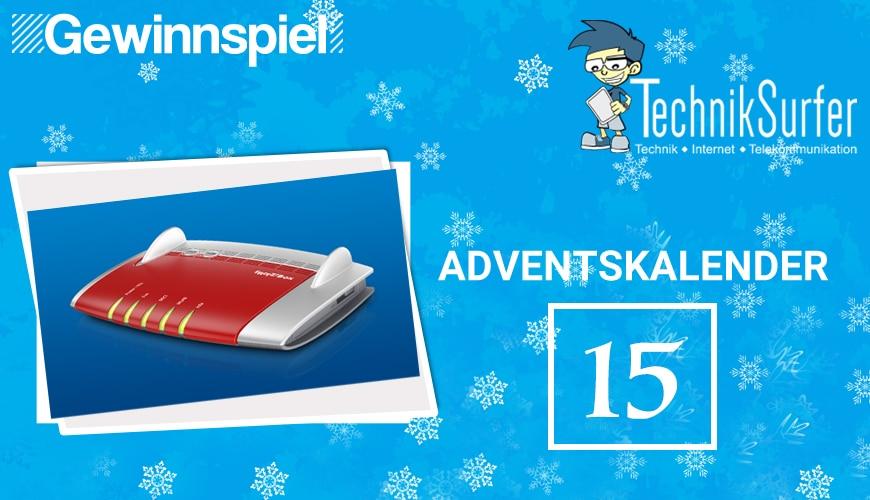 Avm Weihnachtskalender.Adventskalender Tag 15 Highspeed Internet Mit Amv