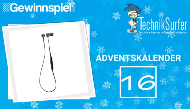 Adventskalender Adventskalender Tag 16: Kabelloser Musikgenuss Adventskalender 2016 16 660x379