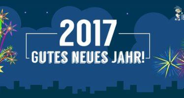 TechnikSurfer wünscht einen guten Rutsch und ein technikvolles Jahr 2017