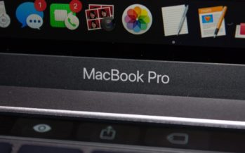 Angetoucht: Das MacBook Pro mit Touch Bar im Test