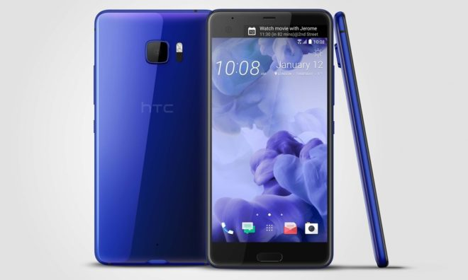 HTC U Eingebauter Second Screen: HTC stellt neue Top-Smartphones vor HTC U Ultra 2 660x396