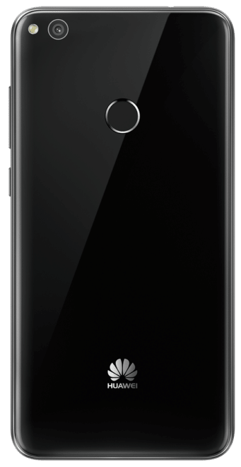 Huawei P8 lite Namenssprung: Mittelklasse-Smartphone Huawei P8 lite 2017 enthüllt HUA P8 lite 2017 black back 01 341x660