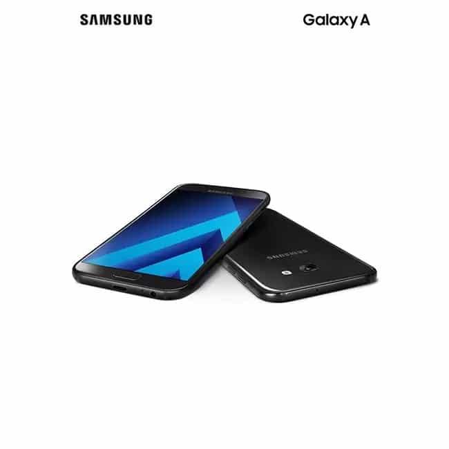 Samsung CES 2017: Neue Smartphones und Smart TV-Modelle von Samsung IMG 0088