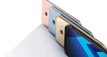 CES 2017: Neue Smartphones und Smart TV-Modelle von Samsung
