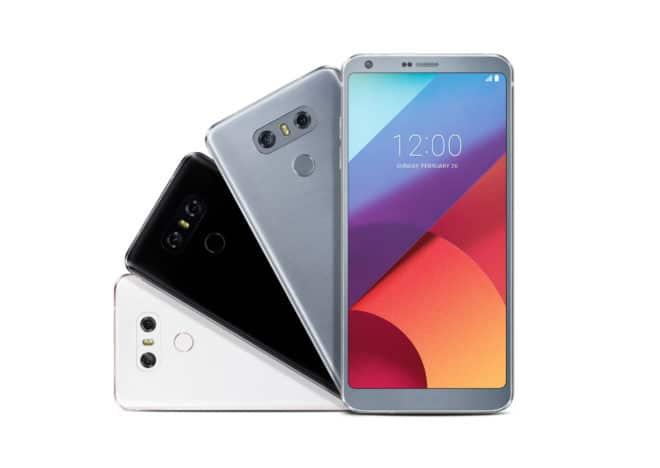 """LG G6 MWC 2017: das neue LG G6 verzichtet auf Modularität – """"Back to the Basics"""" Bild LG G6 01 660x468"""