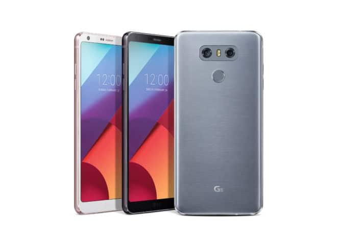 """LG G6 MWC 2017: das neue LG G6 verzichtet auf Modularität – """"Back to the Basics"""" Bild LG G6 02 660x468"""