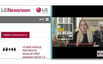 LG G6 bekommt 18:9 FullVision Display – neue Oberfläche soll verschiedene Features anbieten