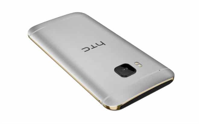 HTC Neuer Rettungskurs: HTC will keine Einsteigergeräte mehr herstellen HTC One M9 Silver Back