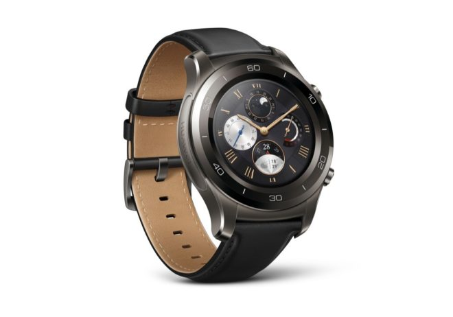Huawei Watch 2 Classic huawei watch 2 MWC 2017: Huawei Watch 2 enthüllt Huawei Watch 2 Classic 660x462