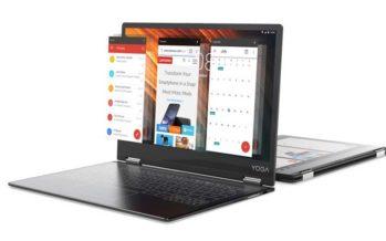 Lenovo Yoga A12 mit Halo Keyboard vorgestellt