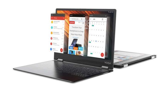Lenovo yoga a12 Lenovo Yoga A12 mit Halo Keyboard vorgestellt Lenovo Yoga A12 660x363