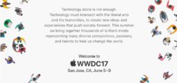 Apple WWDC 2017 steigt in erster Juni-Woche