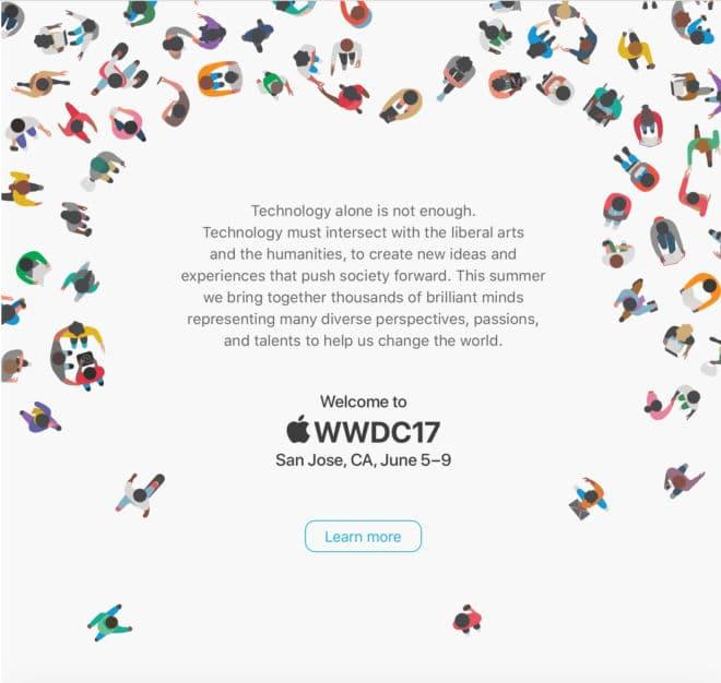 wwdc Apple WWDC 2017 steigt in erster Juni-Woche – neue Produkte doch noch im März? [UPDATE] WWDC 17 660x626