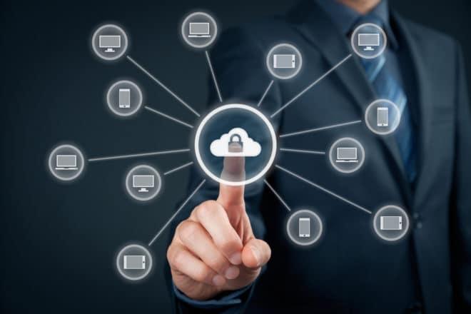 vorratsdatenspeicherung Vorerst doch keine Vorratsdatenspeicherung für Messenger bigstock Cloud Computing Data Security 98707505 660x440