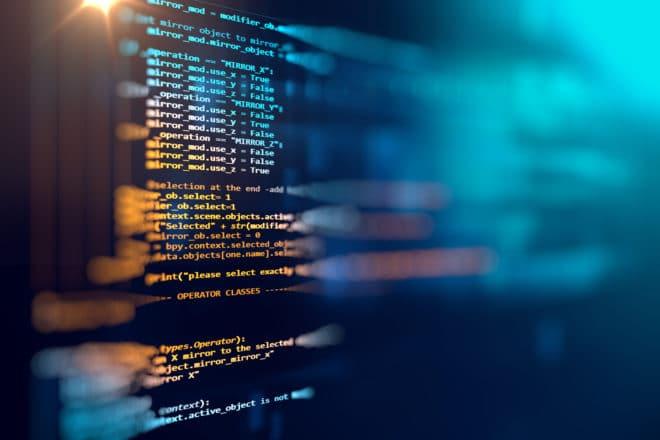 Xagent Neuer Mac-Virus Xagent macht Passwörter und sogar iPhone Backups unsicher bigstock Programming Code Abstract Tech 132247829 660x440