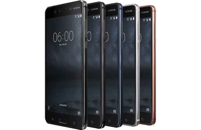 Nokia 6 nokia Nokia stellt neue Geräte auf dem MWC 2017 vor nokia 6 660x426