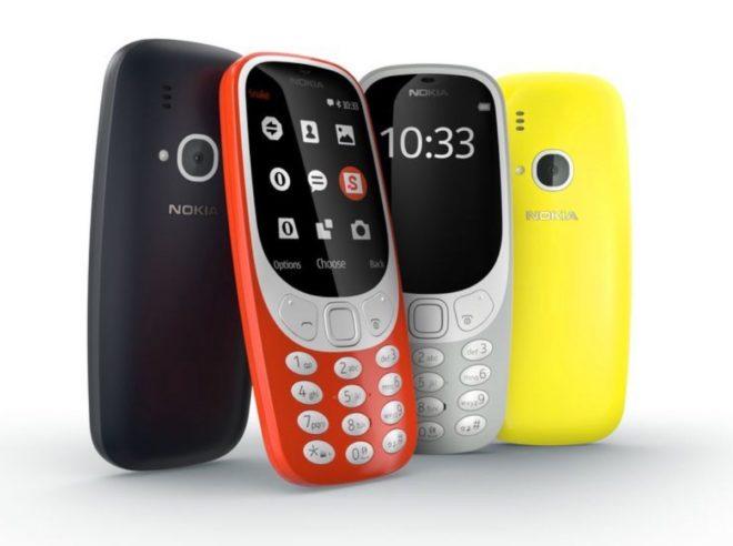 Nokia 3310 nokia Nokia stellt neue Geräte auf dem MWC 2017 vor nokia 3310 660x492