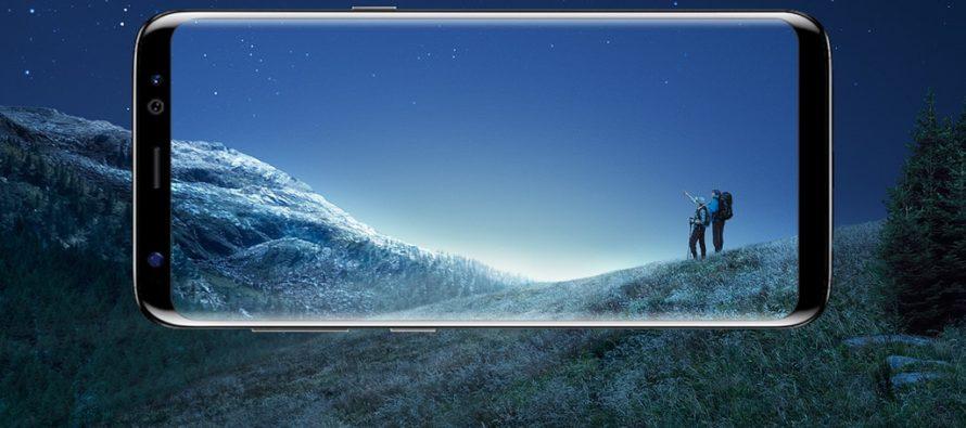 Samsung Galaxy S8 und Samsung Galaxy S8 Plus vorgestellt