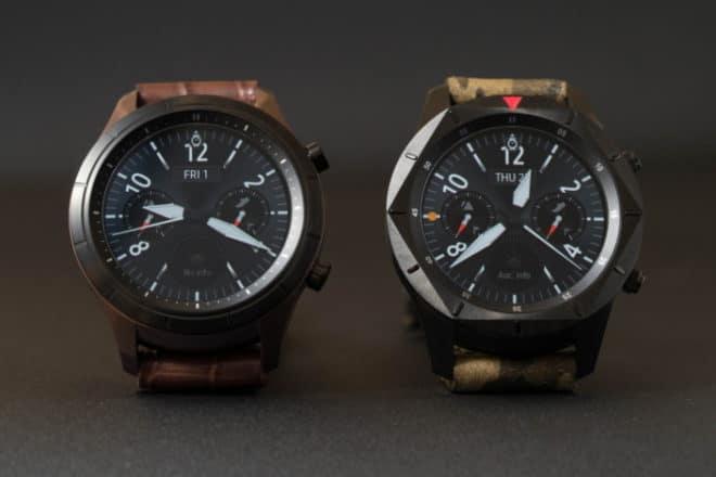 Samsung Baselworld 2017: Samsung zeigt Smartwatch-Konzepte mit mechanischen Uhrwerken Baselworld 2017 Gear S3 Main 2 660x440