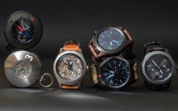 Baselworld 2017: Samsung zeigt Smartwatch-Konzepte mit mechanischen Uhrwerken