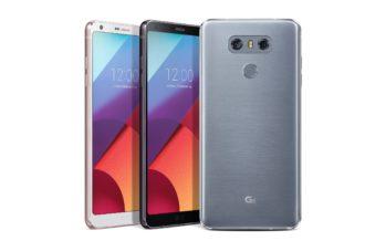 LG G6 kommt Ende April für 749 Euro nach Deutschland