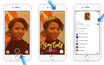 Facebook Messenger Day ist da – Snapchat und WhatsApp Status reloaded