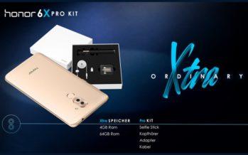 MWC 2017: Huawei motzt das Honor 6X auf