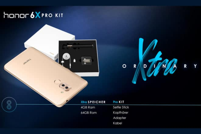 MWC 2017: Huawei motzt das Honor 6X auf Honor6X 660x440