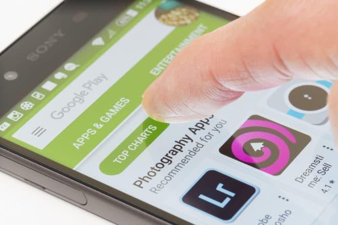 Google Play Store Android Android Trojaner Skinner treibt mehrere Monate sein Unwesen bigstock 129986921 660x440