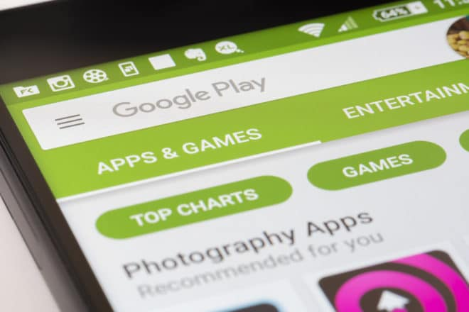 """Google Play Store android Android Security Report 2016: """"es gibt noch immer viel Luft nach oben"""" bigstock 131913572 660x440"""